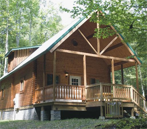 ACE Adventure Resort: Log Cabin Retreats