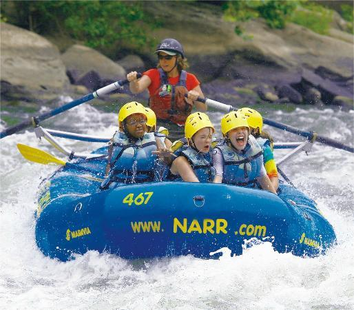 ACE Adventure Resort: Family Rafting Trips