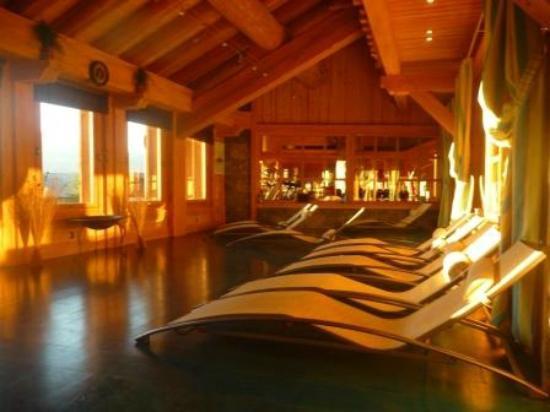 L'Oree des Cimes: Spa - salle de repos