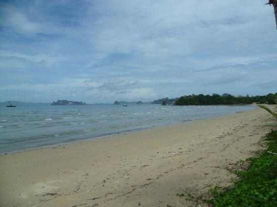 The Elements Krabi Resort: Beach