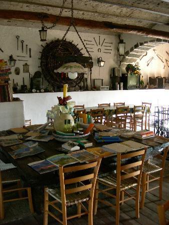Agriturismo Codavolpe: la sala