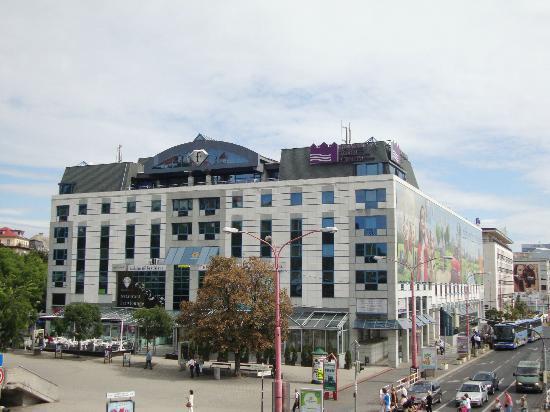 Park Inn Danube Hotel Bratislava Tripadvisor