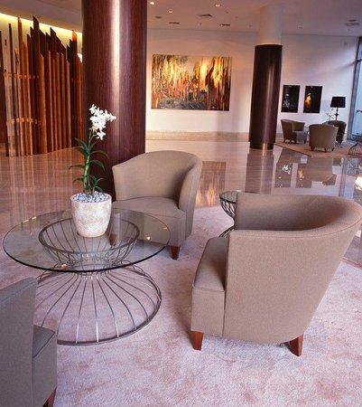 The Richardson Hotel & Spa: Lobby