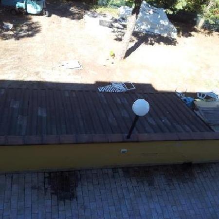 Hotel La Cima Trasimena: la vista dal nostro balcone...