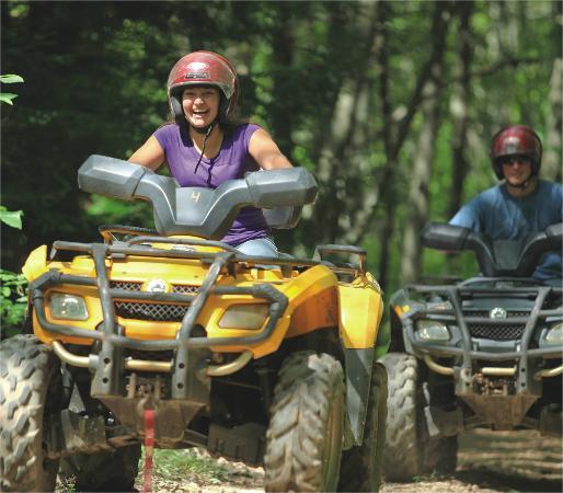 ACE Adventure Resort: ATV Tours