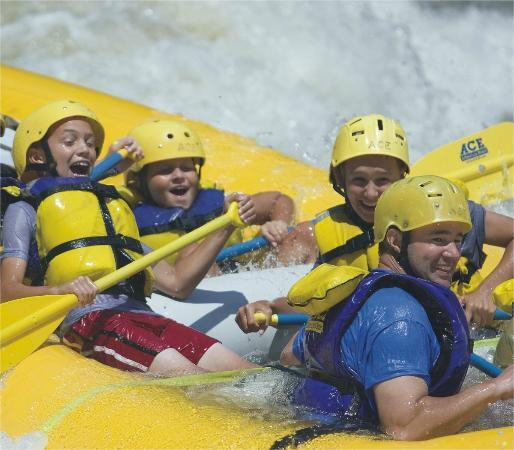 ACE Adventure Resort: West Virginia Whitewater