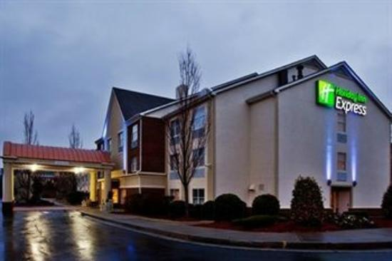 Holiday Inn Express Atlanta NE I-85 Clairmont: Very nice