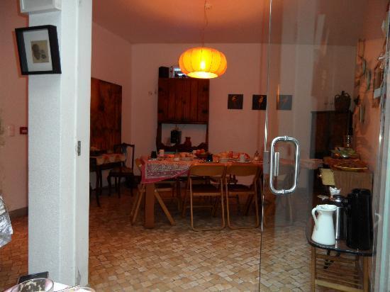 Casa do Bairro by Shiadu: Colazione Breakfast