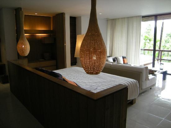 Veranda High Resort Chiang Mai - MGallery Collection : Très grand lit.