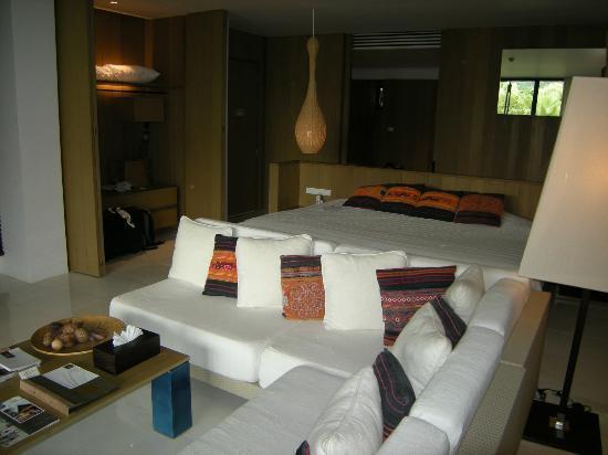 Veranda High Resort Chiang Mai - MGallery Collection : Chambre salon.