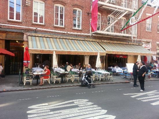 Mambo 'Taliano Ristorante & Piano Bar: In the heart of Little Italy.