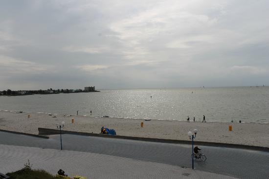 Beach Hotel de Vigilante: Vue