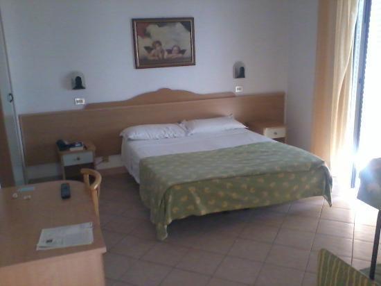 Hotel Palos: La nostra stanza