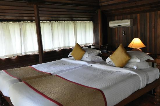 โคโคนัท ลากูน: Bedroom loft