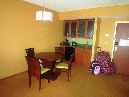 Bedroom With Two Beds Had Second TV Picture Of SpringHill Suites Virginia B