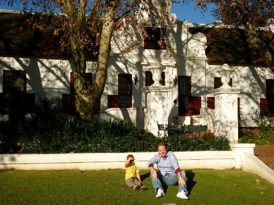 The Wine Experience: Paarl Valley