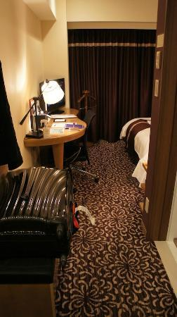 هوتل رايوميكان طوكيو: Room entrance