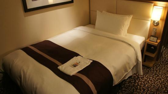هوتل رايوميكان طوكيو: Standard semi double room