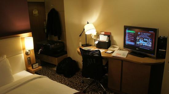 Hotel Ryumeikan Tokyo: Standard semi double room