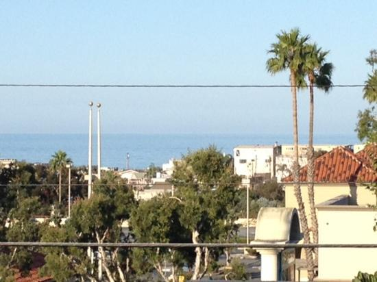 Hampton Inn & Suites Hermosa Beach: View form Balcony Room 321