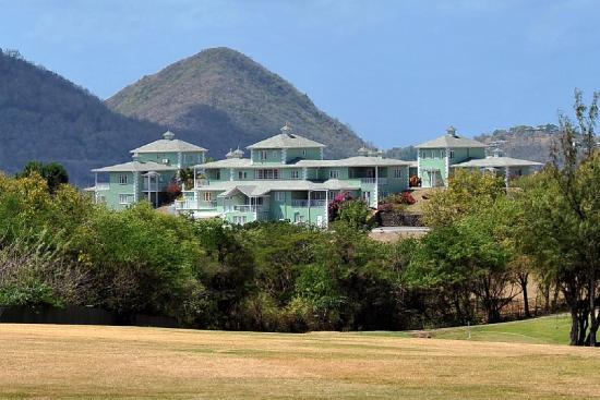 Gateway Villas: Over Looks Golf Course