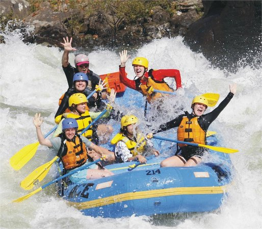 Oak Hill, Virginia Occidental: Upper Gauley Rafting