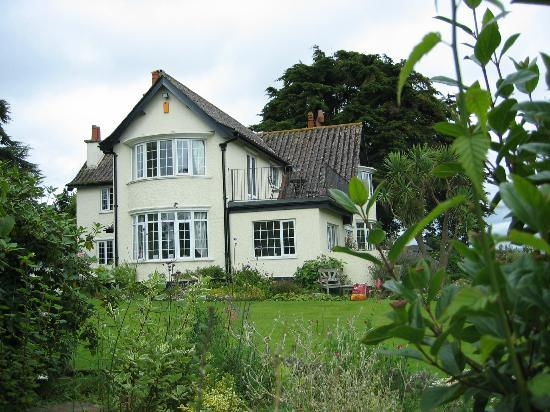 High Tor Bed and Breakfast : Super countryside & sea views