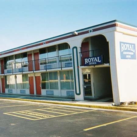 Royal Extended Stay Alcoa Exterior