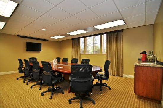 Hotel Med Park: Meeting Room