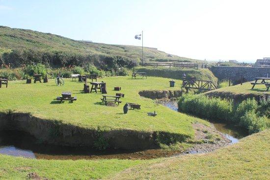 Margaret's Rustic Tea Garden
