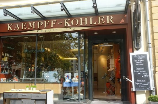 Kaempff-Kohler, Luxembourg City - Restaurant Reviews, Phone Number ...