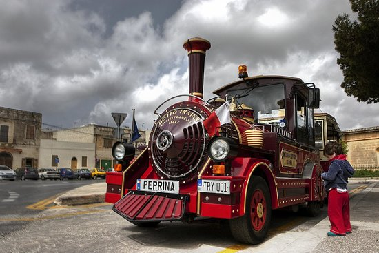 Rabat, Malta: Melita Trains Train Tour