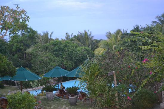 Amarela Resort: from our room