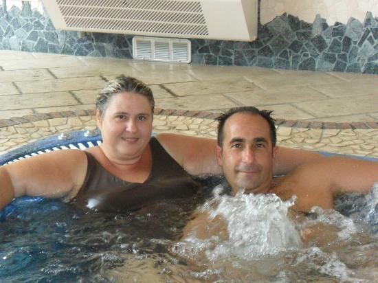 Airone Wellness Hotel: Area benessere