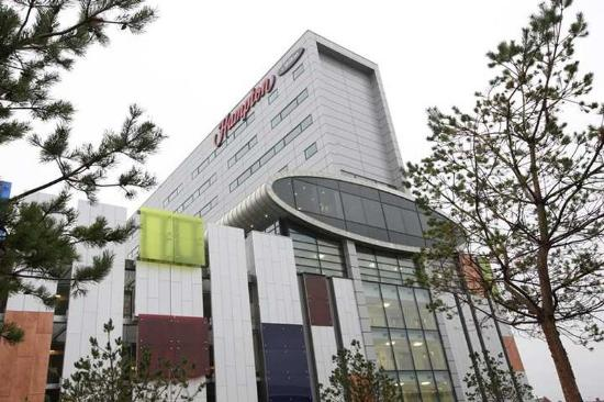 Hampton by Hilton Liverpool/John Lennon Airport: Exterior