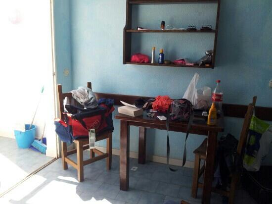 Terrazas : sitting room