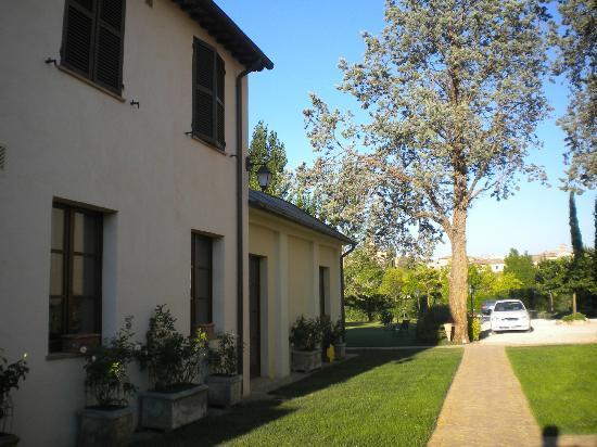 Residenza Porta Guelfa: la struttura