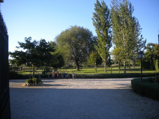 Residenza Porta Guelfa: il parco