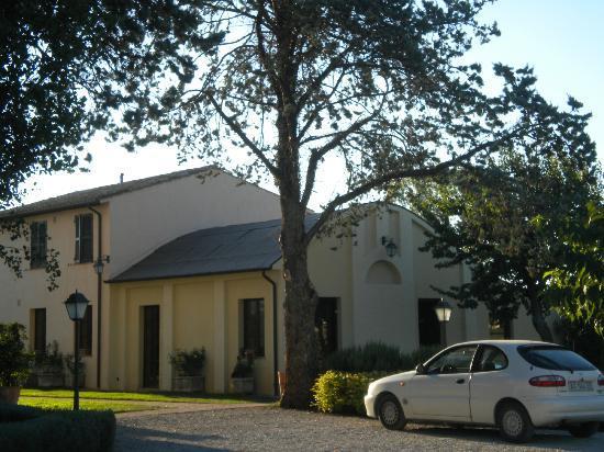 Residenza Porta Guelfa: la struttura principale