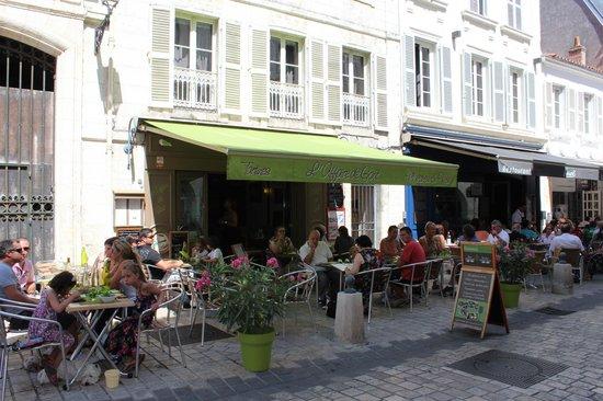 L'Affaire de Goût : le restaurant