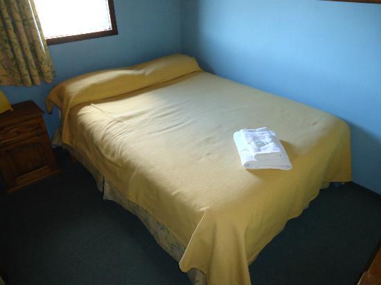 Hosteria Lago Viedma: Standard room