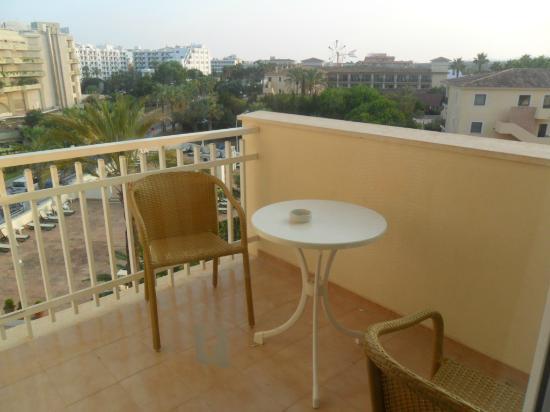 Som Siurell: balcony