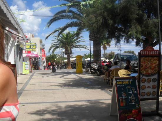 Som Siurell: resort centre