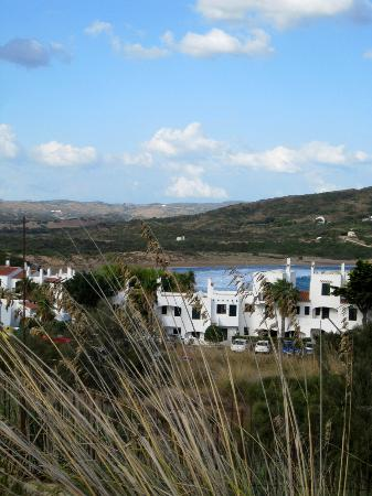 TRH Tirant Playa: La Cala Tirant depuis l'hôtel