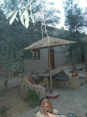 Auberge Chez Tihri 'Suerte Loca': patio
