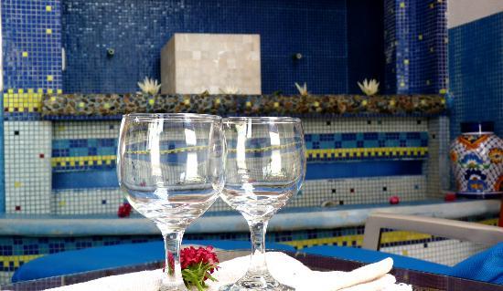 Villa Lili: Cheers
