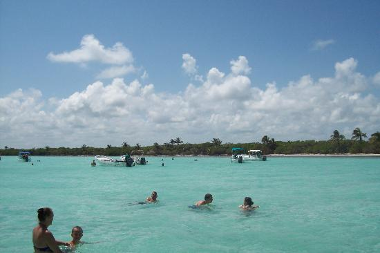 Sian Ka'an Biosphere Reserve: Shallow waters