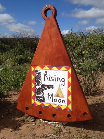 Farr Out Guesthouse : Wigwam