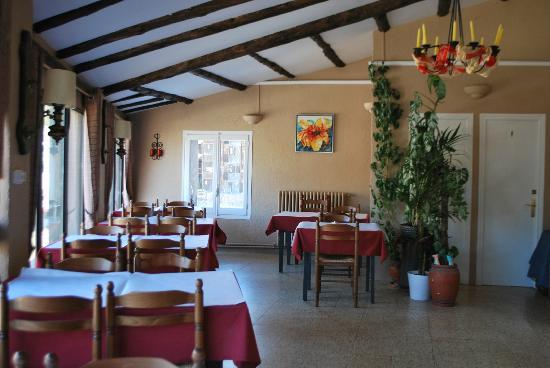 Hotel Roc de Sant Miquel: Dinning room