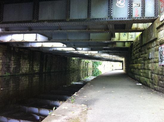 Leeds and Liverpool Canal: Railway Bridge